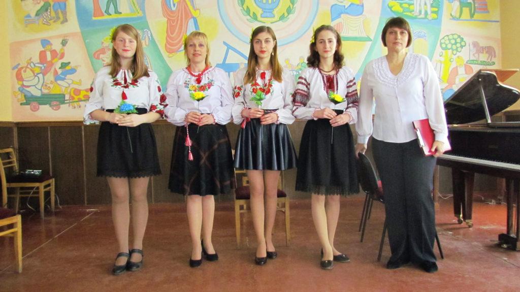 Вокальний ансамбль «Колорит»