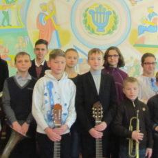 Конкурси «Піаніст-віртуоз» та обдарованих учнів шкіл естетичного виховання