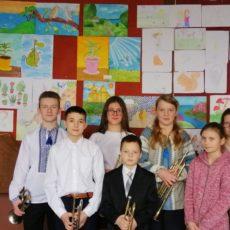 Перший відбірковий тур обласного конкурсу обдарованих учнів мистецьких шкіл
